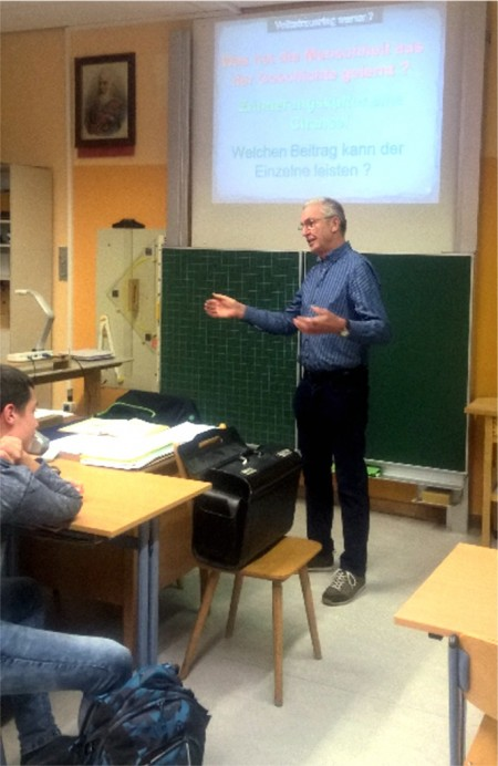 Hermann Minisini Vortrag